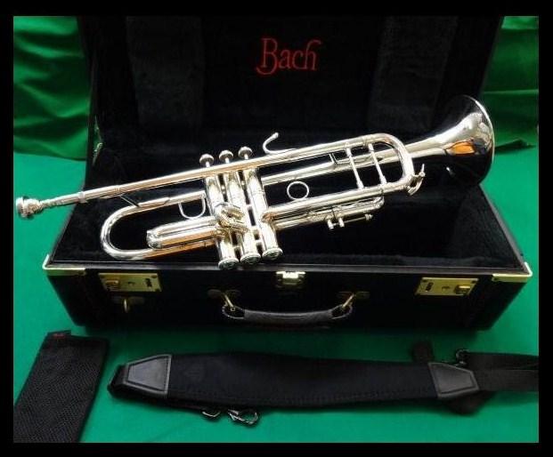 Bachのトランペットを1000円ヤフオクに出品中です 広島